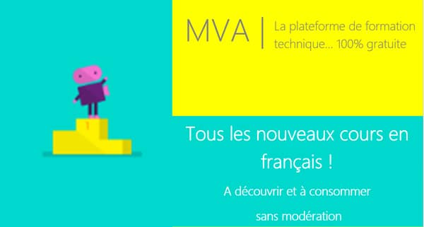 Photo of Microsoft Virtual Academy : Les nouveaux cours français (SysAdmin, Windows 10, Intune, Azure, BYOD…)
