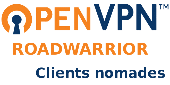 Photo of OpenVPN : Roadwarrior