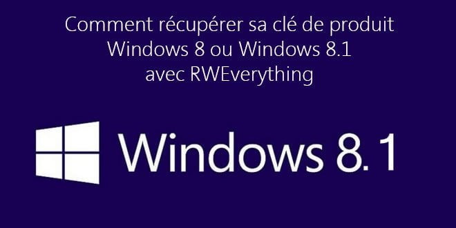 Photo of Comment trouver la clé de produit de Windows 8 OEM ?