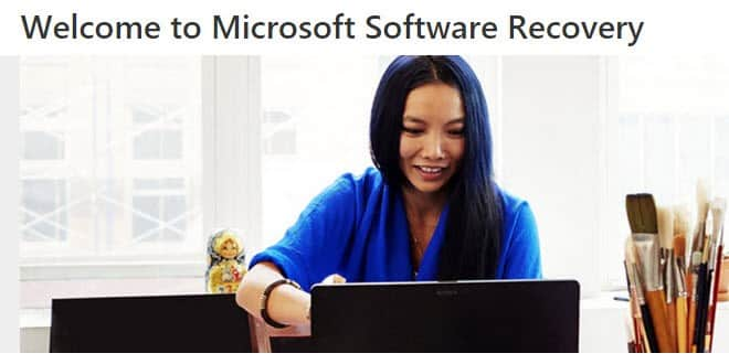 Microsoft-Sofware-Recovery