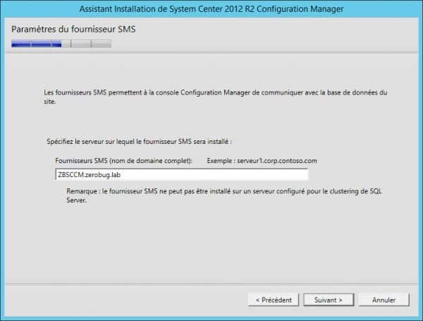 SCCM-Fournisseur-SMS