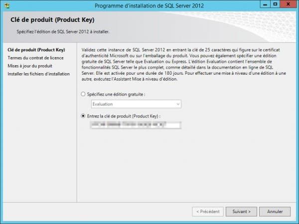 SQL-ProductKey