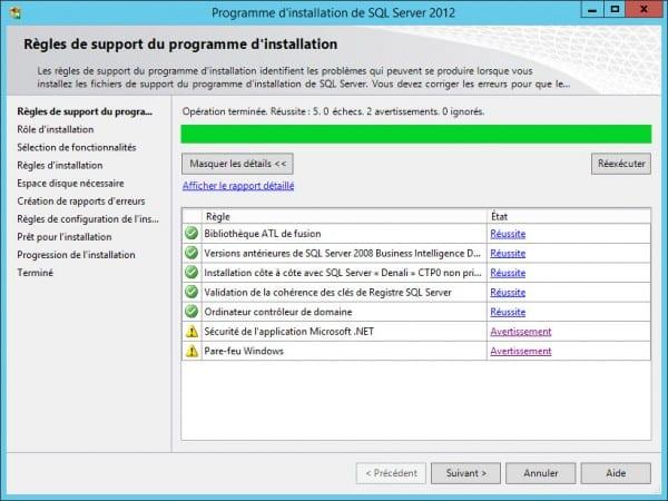 SQL-Regles-support