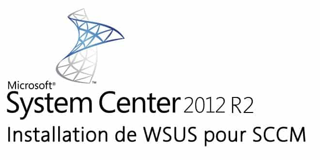 WSUS-SCCM