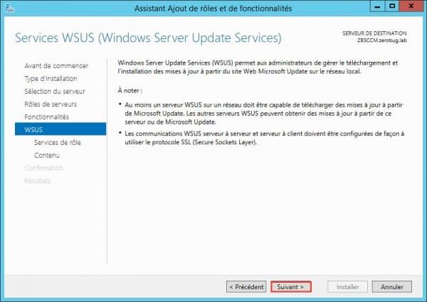 WSUS-SCCM-info