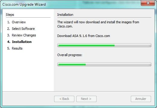 cisco asa check update installation