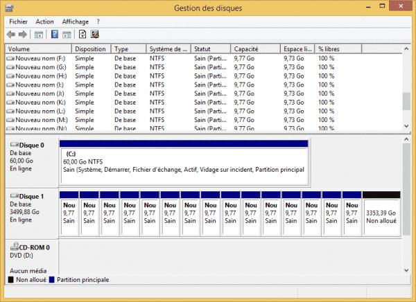 Quelle est la diff rence entre le format gpt et mbr pour - Reparer table de partition disque dur ...