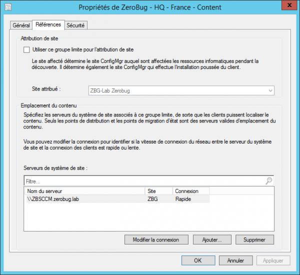 SCCM-2012-R2-groupe-de-limites-References-Content