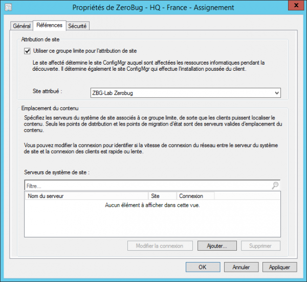 SCCM-2012-R2-groupe-de-limites-referencesAssignement