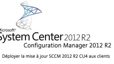 Photo de SCCM 2012 R2 : Déployer la mise à jour SCCM 2012 R2 CU4 aux clients