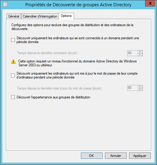 SCCM-Decouverte-groupes-AD-options