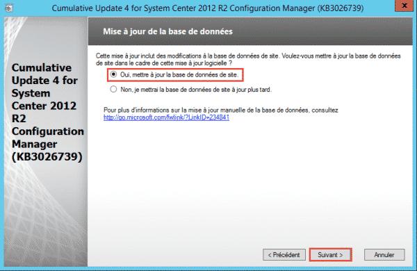 SCCM-Update-CU4-update-BDD