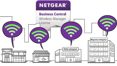 Photo de Netgear : Business Central Wireless Manager