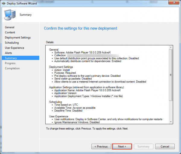 sccm-deploy-summary