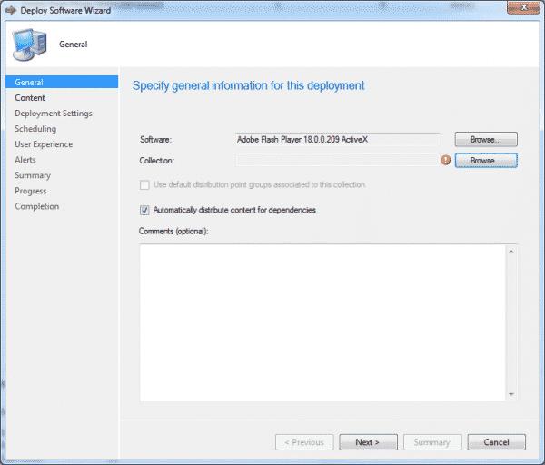 sccm-deployment-flash-general