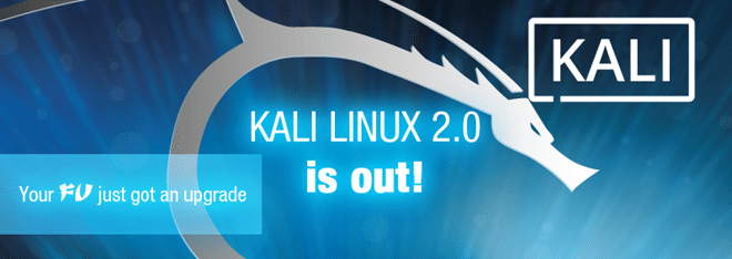 Photo of Kali Linux 2.0 disponible au téléchargement
