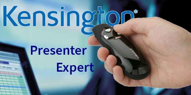 Photo of Test : Télécommande multimédia Kensington Presenter Expert