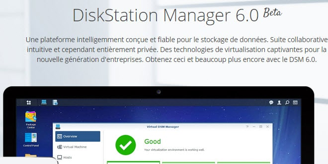 Photo of Synology lance la version bêta DSM 6.0 : Disponible dès maintenant !