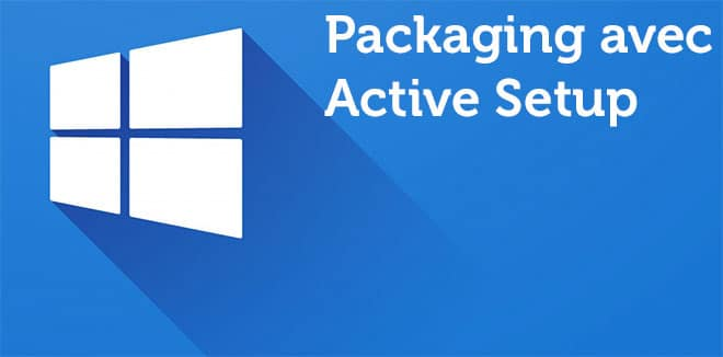Photo of Packaging : Quelques mots sur Active Setup