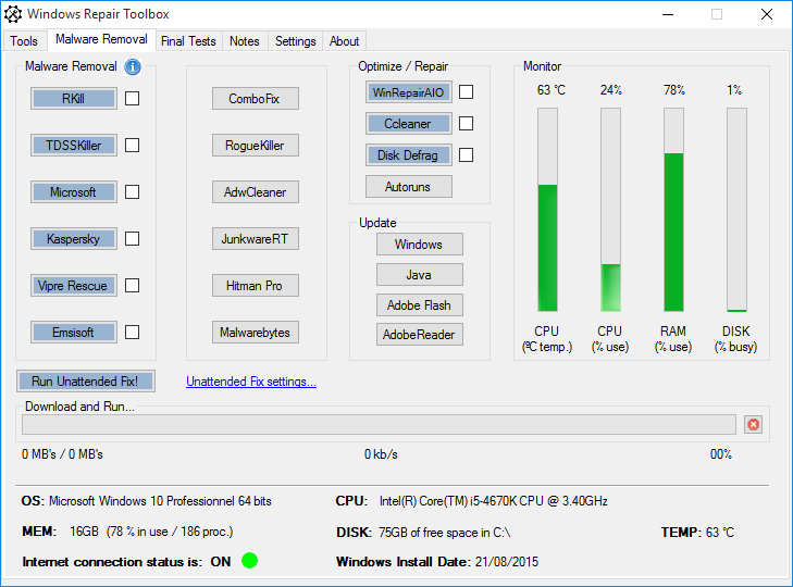 WRT-Malware-Removal