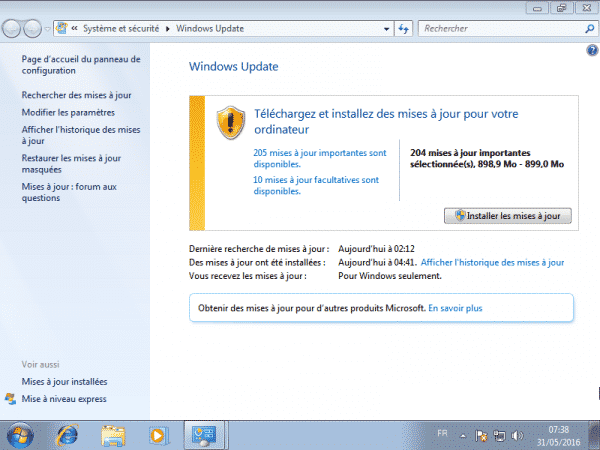 Windows7-Update