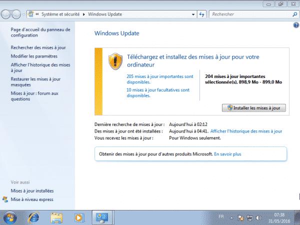 Windows7-Update