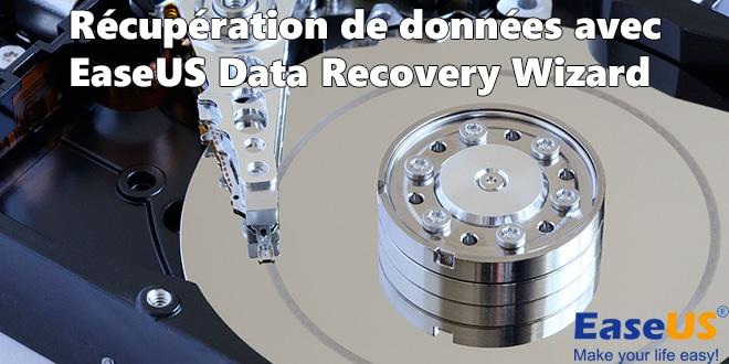 Photo of EaseUS Data Recovery Wizard : Récupérer vos données facilement