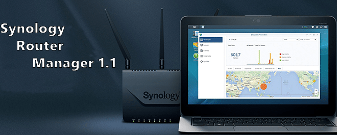 Photo of Synology Routeur Manager (SRM) passe en version 1.1