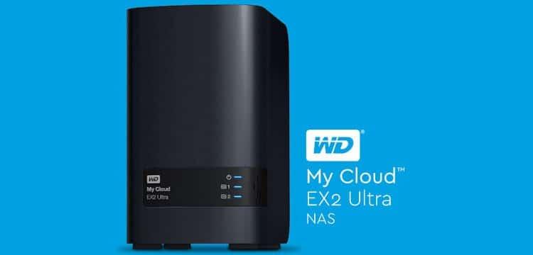 Photo of Western Digital MyCloud EX2 Ultra