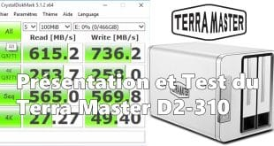 Terra Master - test et presentation
