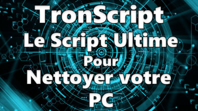 Photo de TronScript : Le script ultime pour désinfecter un PC sous Windows ?