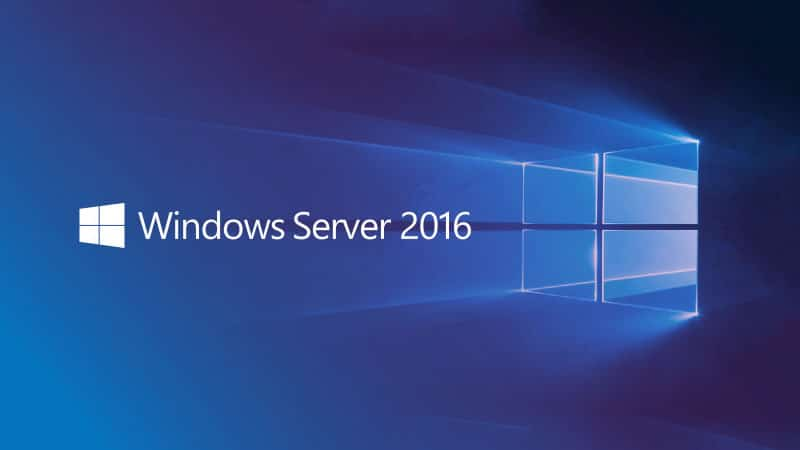 Photo of Windows Server 2016 enfin disponible…