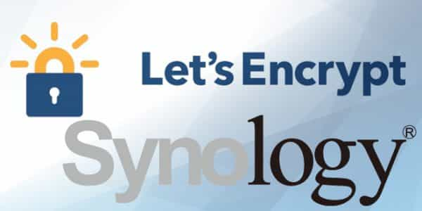 lets-encrypt-synology