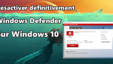 Photo de Désactiver définitivement Windows Defender sur Windows 10