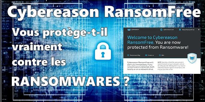 RansomFree : Le seul outil gratuit qui arrête 99% des Ransomwares ?