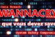 Ransomware : WannaCry