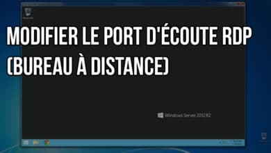 Photo of Modifier le port d'écoute RDP (Bureau à distance)