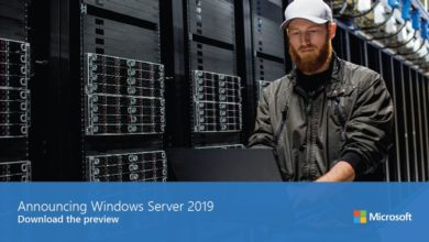 Photo of Télécharger Windows Server 2019 en Preview !