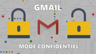 Photo of Gmail : Utiliser la fonctionnalité d'envoi de messages sécurisés (Mode confidentiel)