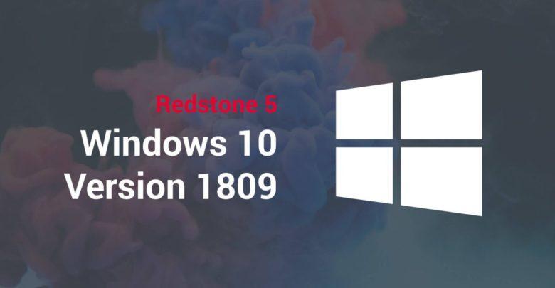 Windows 10 1809 : Mise à jour réparée et à nouveau