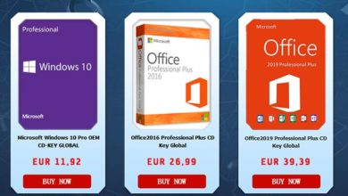 Photo of Licences Microsoft à prix cassés : Windows 10 pour 12€ !