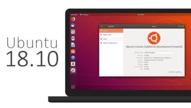 Photo of Ubuntu 18.10 (Cosmic Cuttlefish) est maintenant disponible (Téléchargement et Nouveautés)