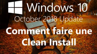 Photo de Windows 10 1809 : Réinstallation complète de Windows // Clean Install