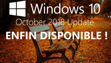Photo of Télécharger Windows 10 1809 – Windows 10 October 2018 de nouveau disponible !
