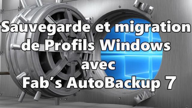 Fab's AutoBackup v7