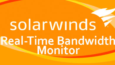 Photo de SolarWinds Real-Time Bandwidth Monitor (free)