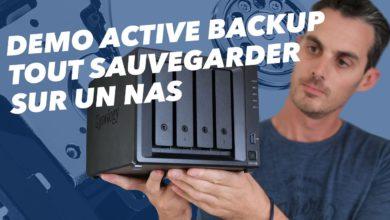Photo of Sauvegarder vos serveurs et ordinateurs avec Active Backup for Business de Synology