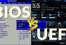 Photo of Les différences entre BIOS et UEFI