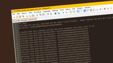 Photo of Le ransomware Muhstik s'attaque au NAS QNAP : Comment déchiffrer vos fichiers ?