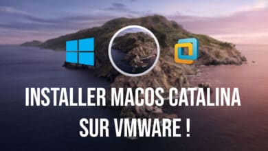 Photo de Comment installer macOS 10.15 Catalina sur Windows avec VMware